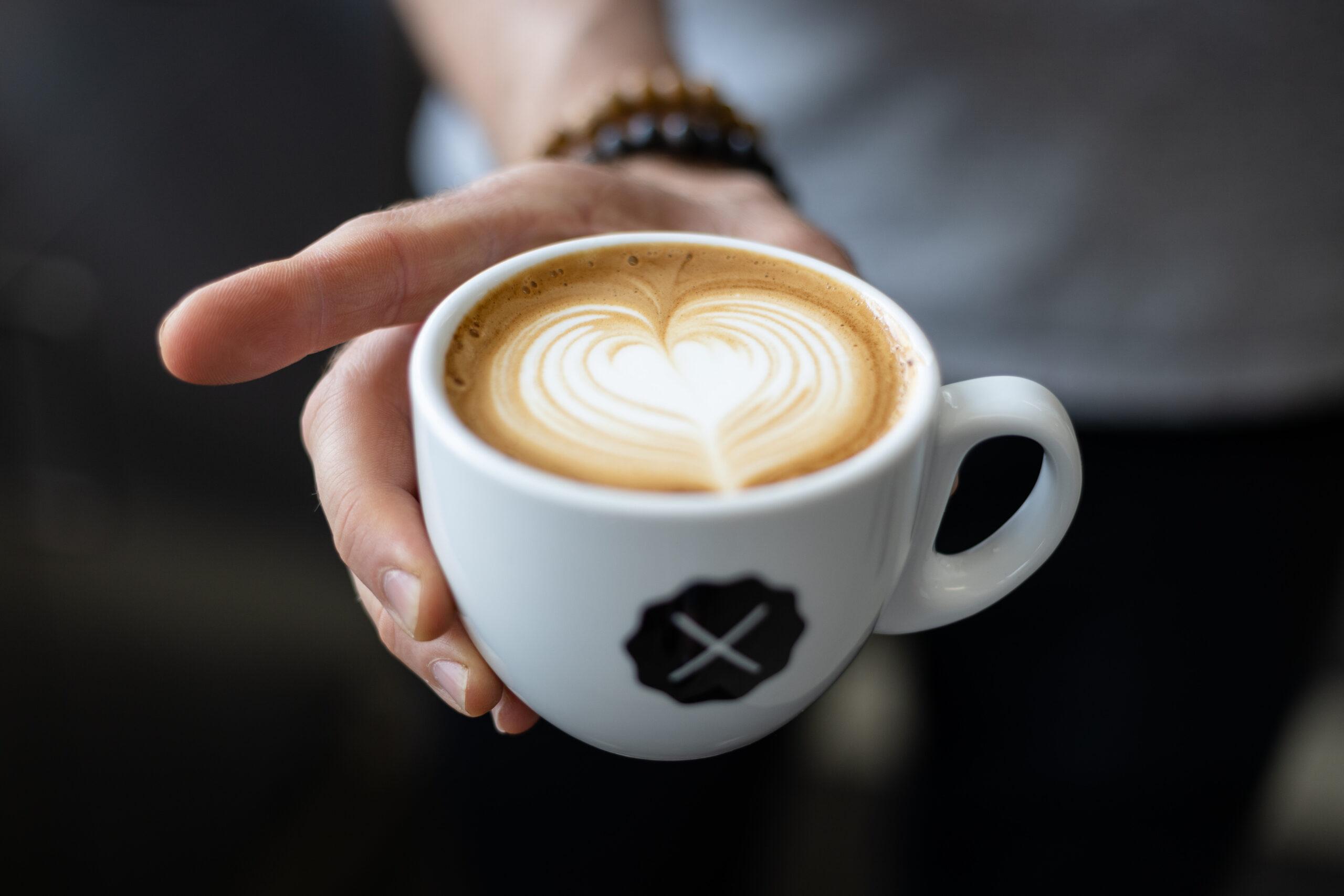 Latte Art Photo by Daniel Johle